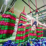 Zajęcia dla dzieci PODWAJAMY PONIEDZIAŁEK Park trampolin Jump Arena w Warszawie