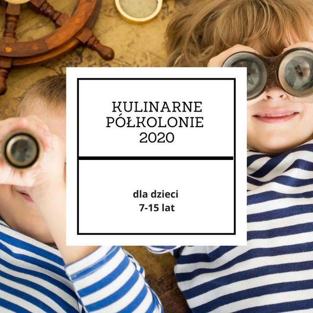 """Zajęcia dla dzieci PÓŁKOLONIE kulinarne """"Zioła i przyprawy świata"""", 7-15 lat w Warszawie"""