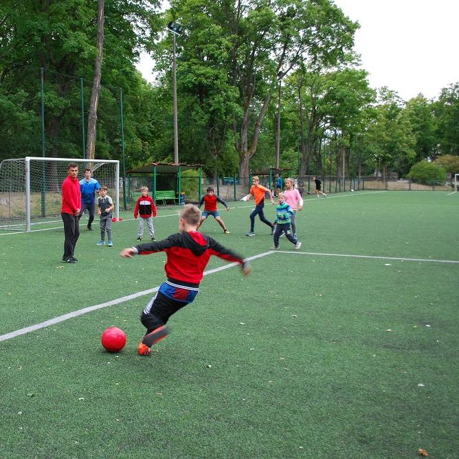 Zajęcia dla dzieci PÓŁKOLONIE mix sportów, 6-15 lat w Warszawie