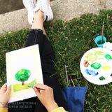 Zajęcia dla dzieci PÓŁKOLONIE Sztuka w ogrodzie - popołudniowe plenerowe zajęcia artystyczne dla dzieci w Warszawie