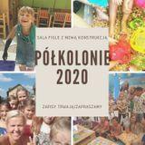 Zajęcia dla dzieci PÓŁKOLONIE w Figlach, dwójka rodzeństwa w Warszawie