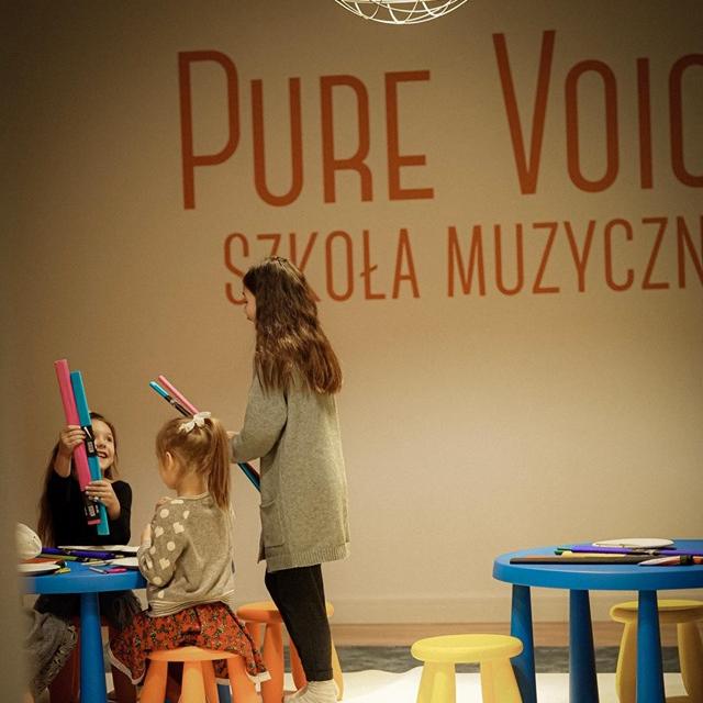Pure Voice Szkoła Muzyczna