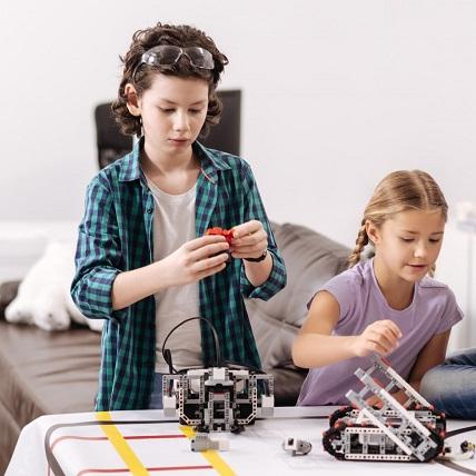 Zajęcia dla dzieci Robotyka Lego 7-11 lat zajęcia indywidualne lub w parze w Warszawie