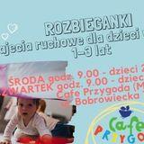 Zajęcia dla dzieci Rozbieganki w Warszawie