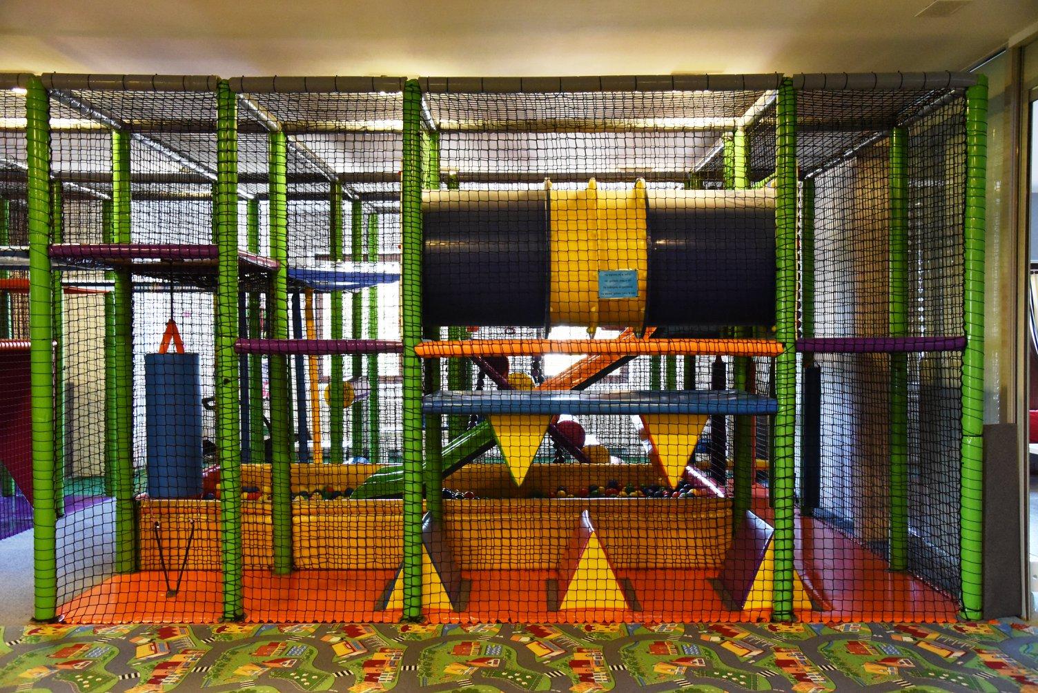 Zajęcia dla dzieci Sala zabaw Hop-Cafe w Warszawie