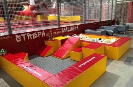 Zajęcia dla dzieci Sala zabaw Jump World w Warszawie