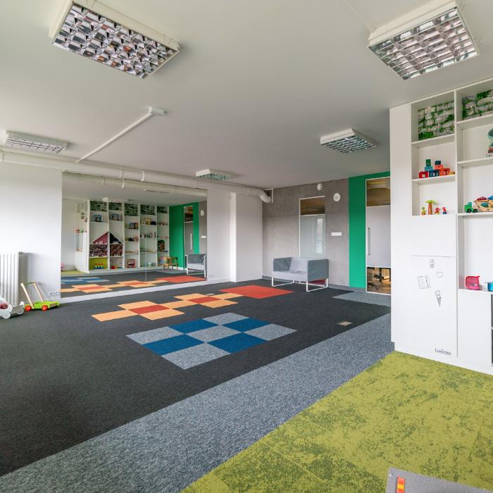 Zajęcia dla dzieci Sala zielona w Warszawie