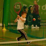 Zajęcia dla dzieci Szkółka tenisa, roczniki 2009-2010 w Warszawie