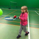 Zajęcia dla dzieci Szkółka tenisa, roczniki 2015-2016 w Warszawie