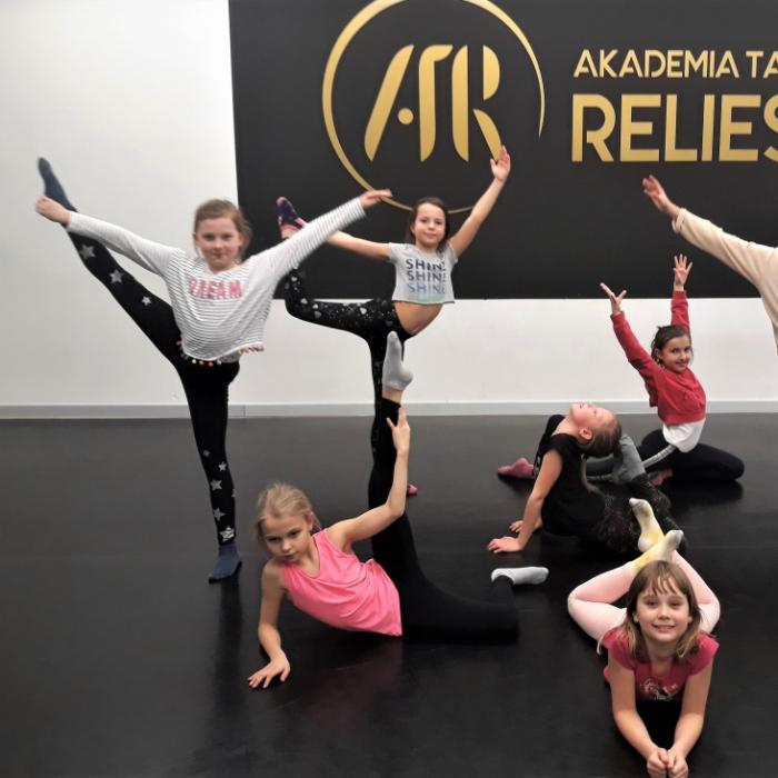 Zajęcia dla dzieci Taniec Jazzowy, 7-12 lat w Warszawie