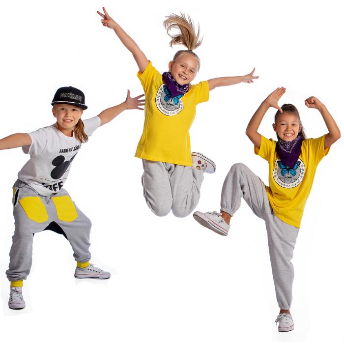 Zajęcia dla dzieci Taniec nowoczesny - HIP-HOP, klasy 0-3 w Warszawie
