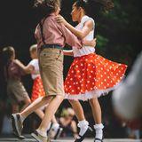 Zajęcia dla dzieci Taniec towarzyski 6-12 lat (poz. początkujący) NOWOŚĆ! w Warszawie