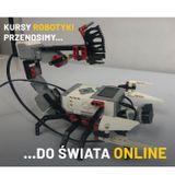 Zajęcia dla dzieci Warsztaty robotyki ONLINE w Warszawie