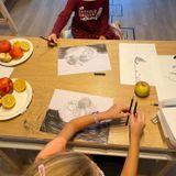 Zajęcia dla dzieci warsztaty z rysunku w Warszawie