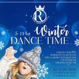 Zajęcia dla dzieci WINTER DANCE TIME w Warszawie