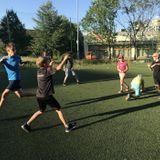 Zajęcia dla dzieci Zajęcia ultimate frisbee dla początkujących, dzieci 7 - 14 lat w Warszawie