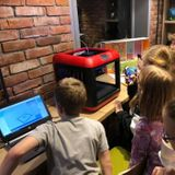 Zajęcia dla dzieci Cykl zajęć z modelowania i druku 3D w Warszawie